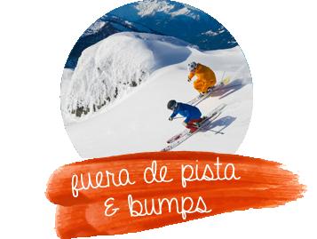 Think snow ski lessons clases de esqu cerro for Fuera de pista cerro catedral